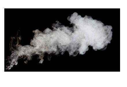 Smoke Cloud Left