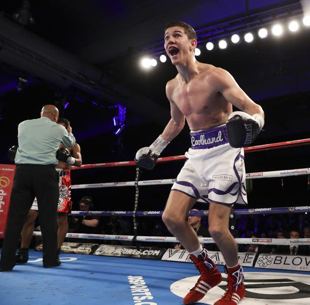 Luke Campbell says Hull fans are aiding his world title push Feature Image
