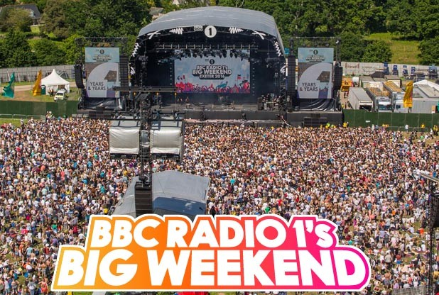 Картинки по запросу Radio 1's Big Weekend-2017