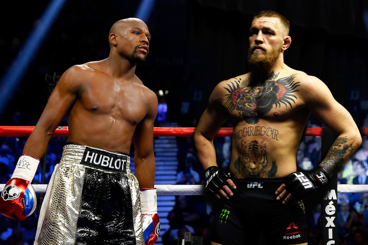 Mayweather v McGregor...My view Feature Image