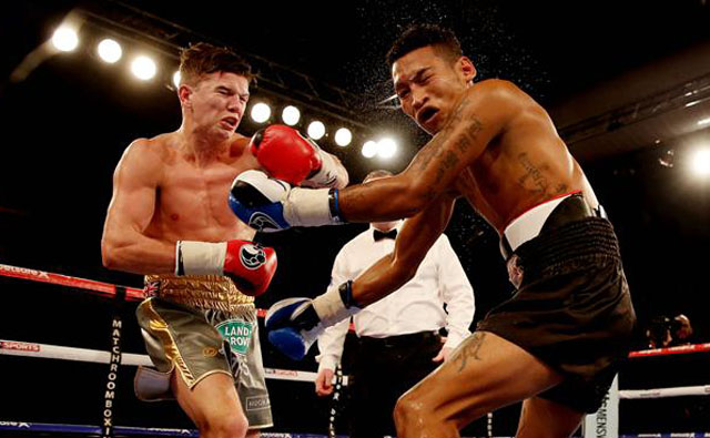 Emotional Luke Campbell secures knockout win Feature Image