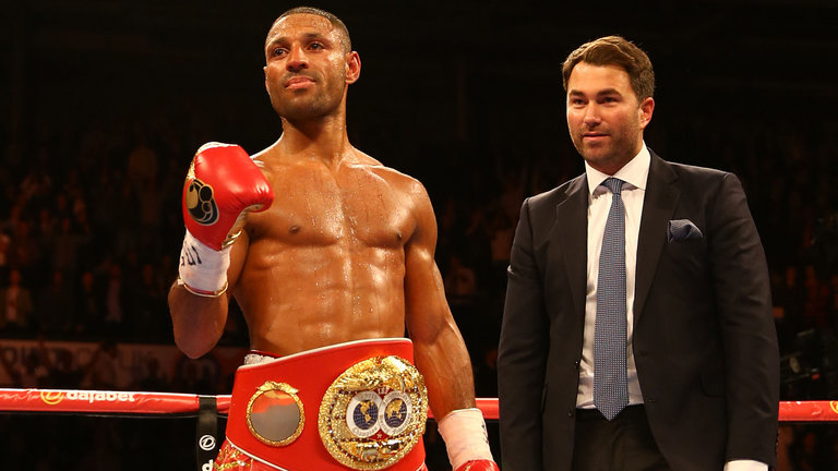 Kell Brook to defend IBF welterweight title against Errol Spence Jr Feature Image